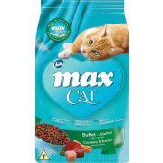 Ração Total Max Cat Buffet Cordeiro e Frango para Gatos Adultos