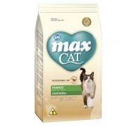 Ração Total Max Cat Line Frango para Gatos Adultos Castrados