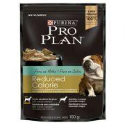 Ração Úmida Nestlé Purina Pro Plan Peru ao Molho Baixo em Calorias para Cães 100 g