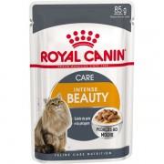 Ração Úmida Royal Canin Sachê Feline Intense Beauty Care para Gatos - 85g