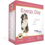 Suplemento Nutricional Botupharma Pet Energy Dog 30 Tabletes