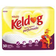 Tapete Higiênico Kelco Keldog Perfumado 30 Unidades