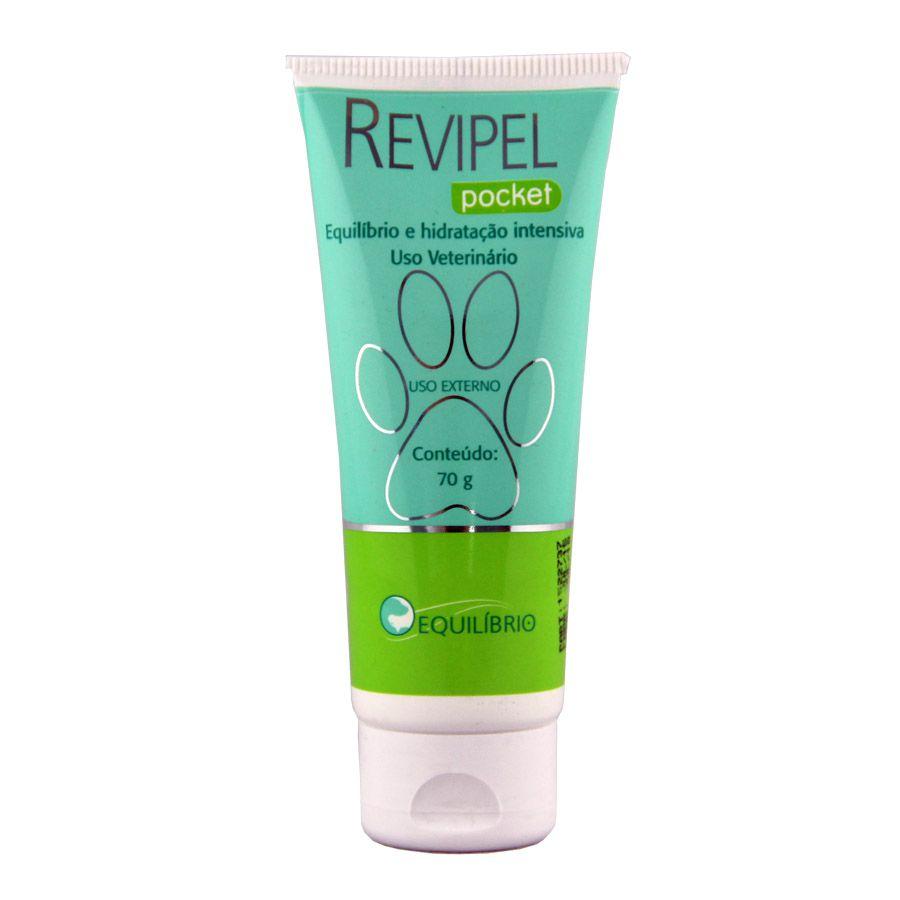 Creme Hidratante Agener União Revipel - 70 g
