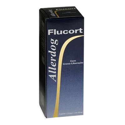 Anti-inflamatório Cepav Allerdog Flucort - 30 mL