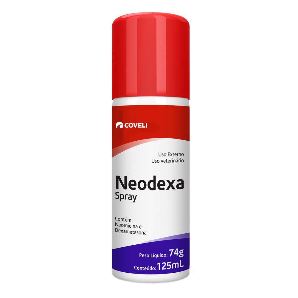 Antibiótico Coveli Neodexa Spray 74 g