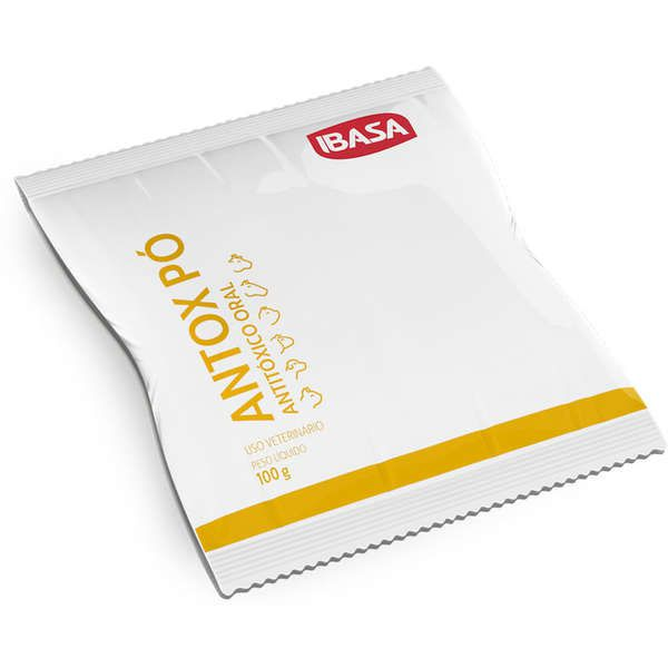 Antitóxico Ibasa Antox Pó - 100 g