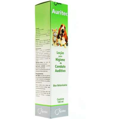 Auritec Loção para Higiene Auditiva