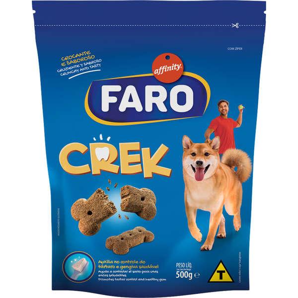 Biscoito Guabi Affinity Faro Crek - 500 g