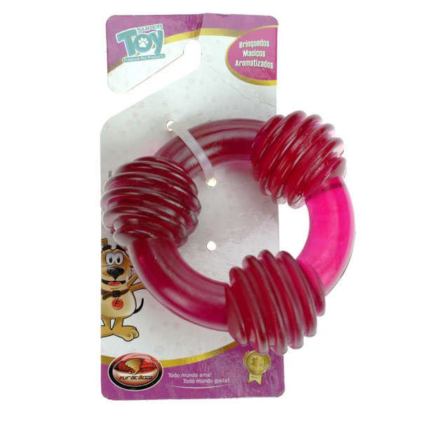 Brinquedo Anel Maciço de PVC Especial