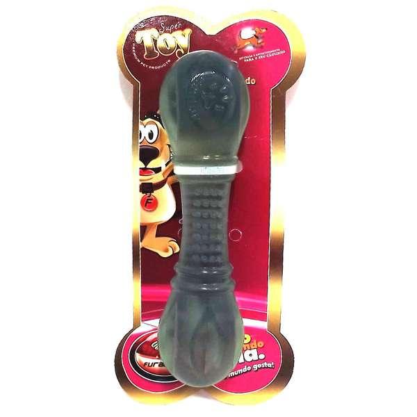 Brinquedo Furacão Pet Osso de PVC Flex Especial