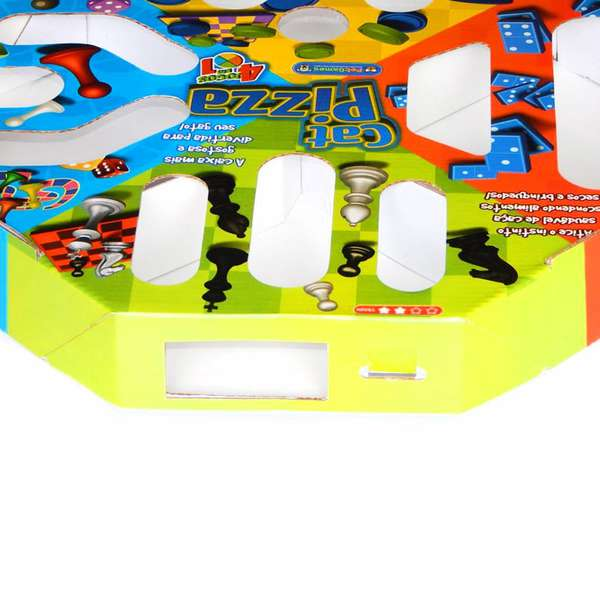 Brinquedo Interativo Pet Games Cat Pizza