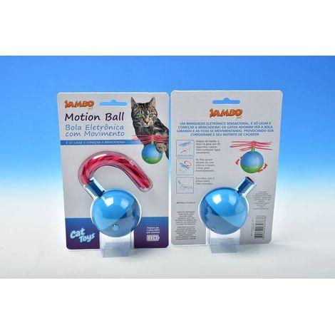 Brinquedo Jambo Bola Eletrônica com Movimento