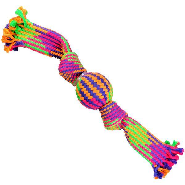 Brinquedo Jambo Corda Colorfull Noh Bola