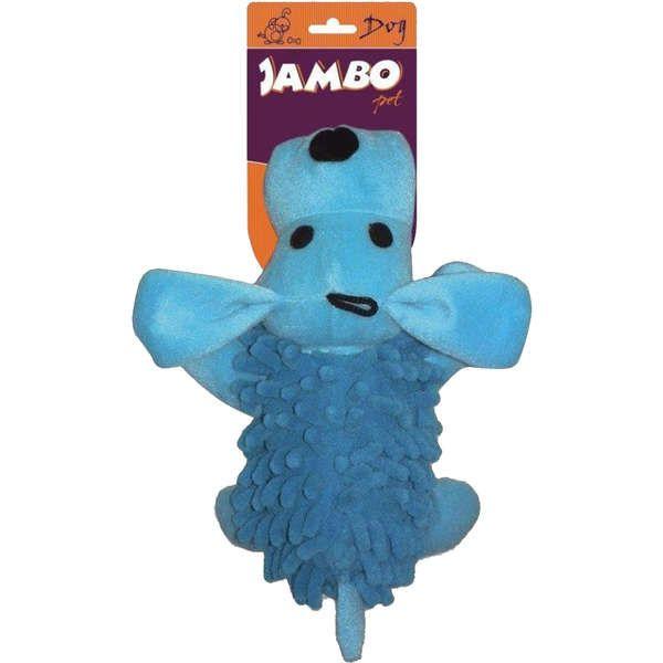 Brinquedo Jambo Mordedor Pelúcia Cachorro New Dog