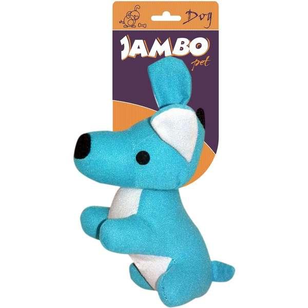 Brinquedo Pelúcia Fun Dog - Azul