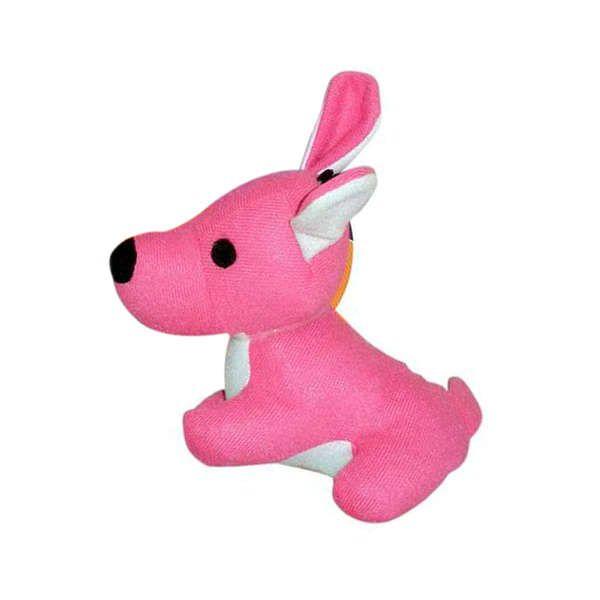 Brinquedo Pelúcia Fun Dog - Rosa