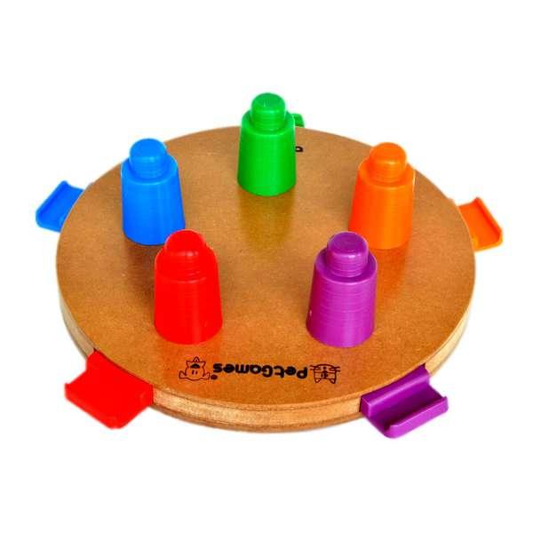 Brinquedo Pet Games Jogo Interativo Gaveta