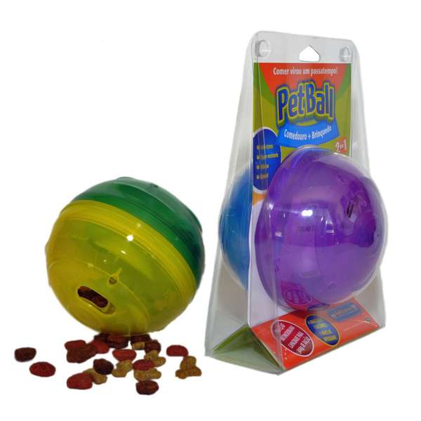 Brinquedo Pet Games Jogo Interativo Pet Ball