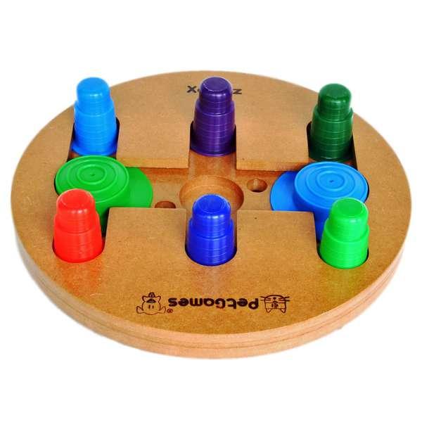 Brinquedo Pet Games Jogo Interativo Xadrez