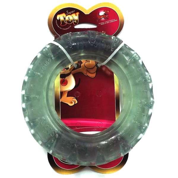 Brinquedo Pneu Off-Road Dog PVC Flex