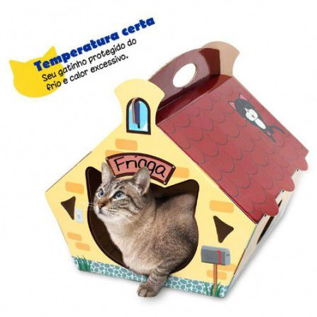 Casinha para Gatos CatMyPet Cat House