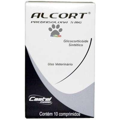 Anti-Inflamatório Cepav Alcort 5 mg para Cães - 10 comprimidos