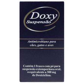 Antimicrobiano Cepav Doxy Suspensão Oral 300 mg