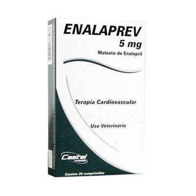 Cardiovascular Cepav Enalaprev 20 comprimidos