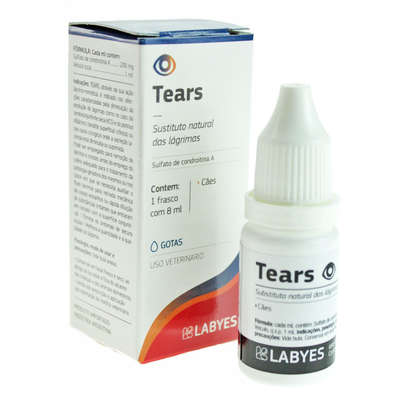 Colírio Labyes Tears Substituto das Lágrimas 8 ml
