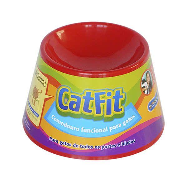 Comedouro Pet Games Cat Fit