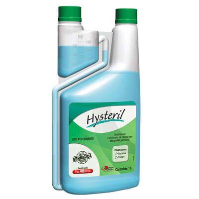 Desinfetante Agener União Hysteril 1 L