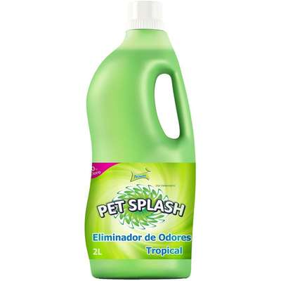 Eliminador de Odores Petmais Splash Tropical 2 Litros