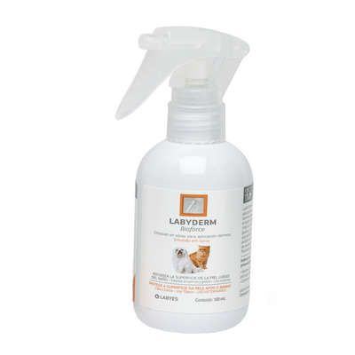 Emulsão Labyes Labyderm Bioforce Spray para Cães e Gatos 100 ml