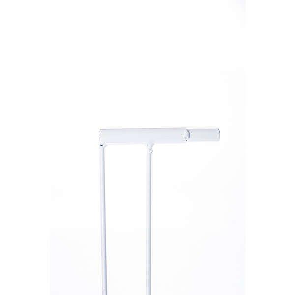 Extensor Raça Pura para Portão 10 cm - Branco