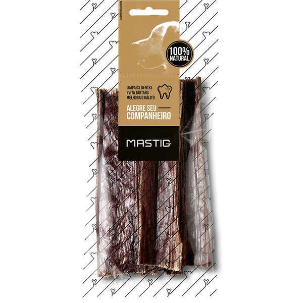 "Filezinho Mastig Natural Chips 6"""