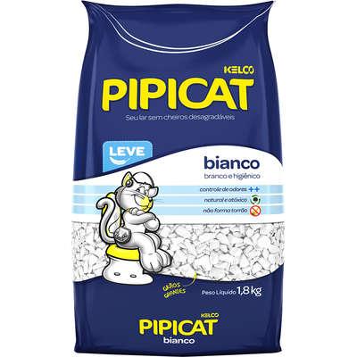 Granulado Sanitário Kelco Pipicat Bianco 1,8 kg
