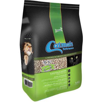 Granulado Sanitário Petmais Catmais Performance para Gatos 3,6 kg