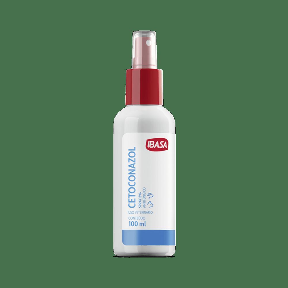 Spray Antifúngico Ibasa Cetoconazol 2%