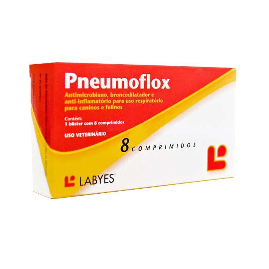 Antibiótico Labyes Pneumoflox