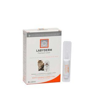 Emulsão Labyes Labyderm Premium Cover Ampola para Cães e Gatos