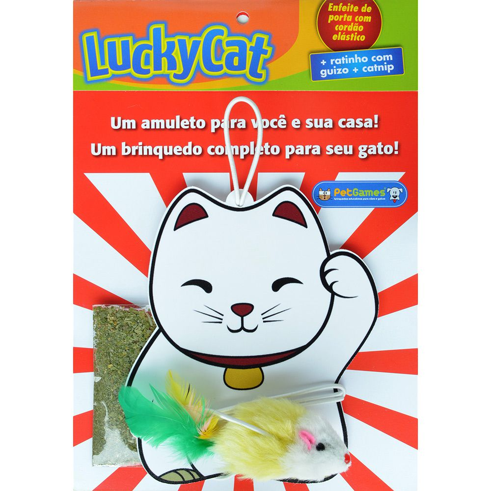 Lucky Cat Pet Games