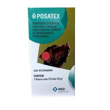 Anti-Inflamatório MSD Posatex 17,5 mL