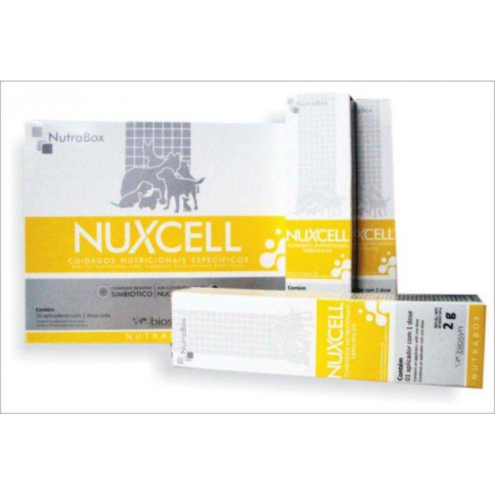 Suplemento Biosyn Nuxcell Neo Imunomodulador 2 g