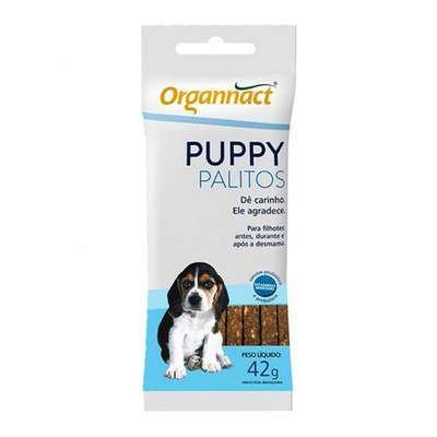 Organnact Puppy Ossinhos Palito com Probiótico para Cães Filhotes