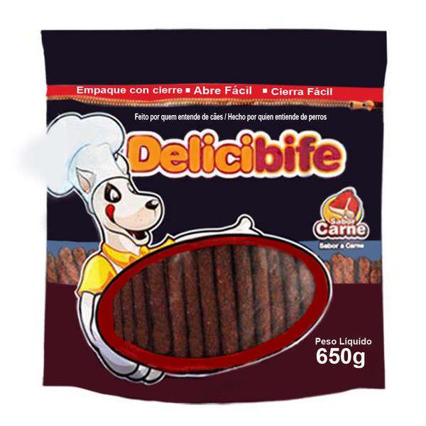 Ossinho Deliciosso Delicibife Palito Carne - 650 g