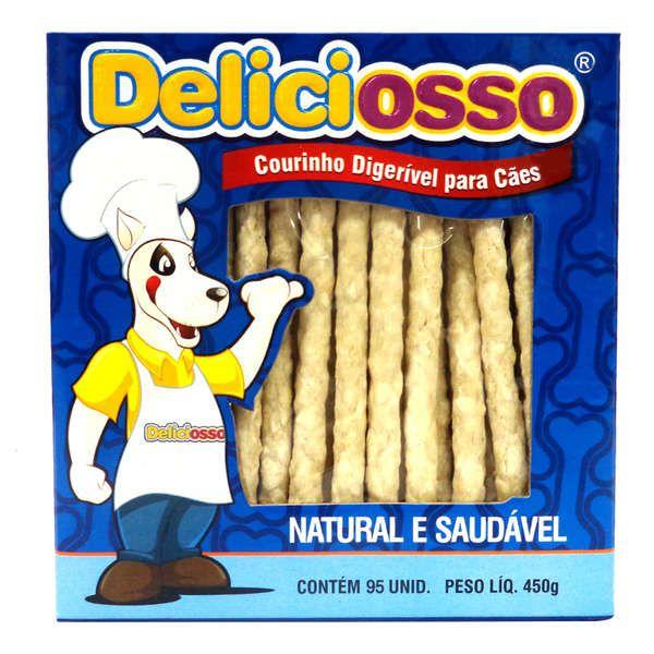Osso Deliciosso Palito Fino - 450 g