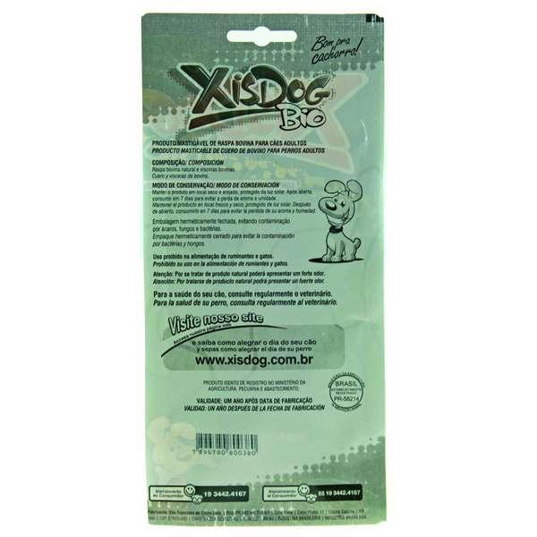 Osso XisDog Bio Trança - 3 Unidades