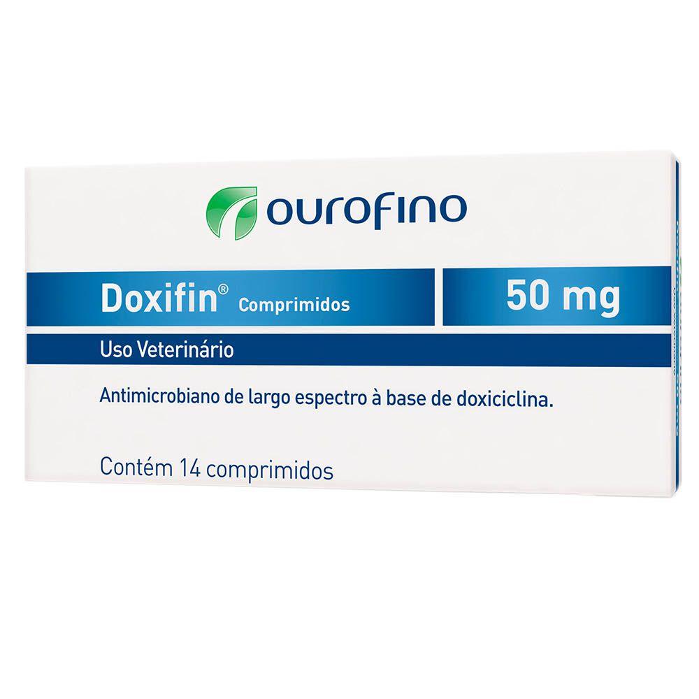 Antimicrobiano Ourofino Doxifin
