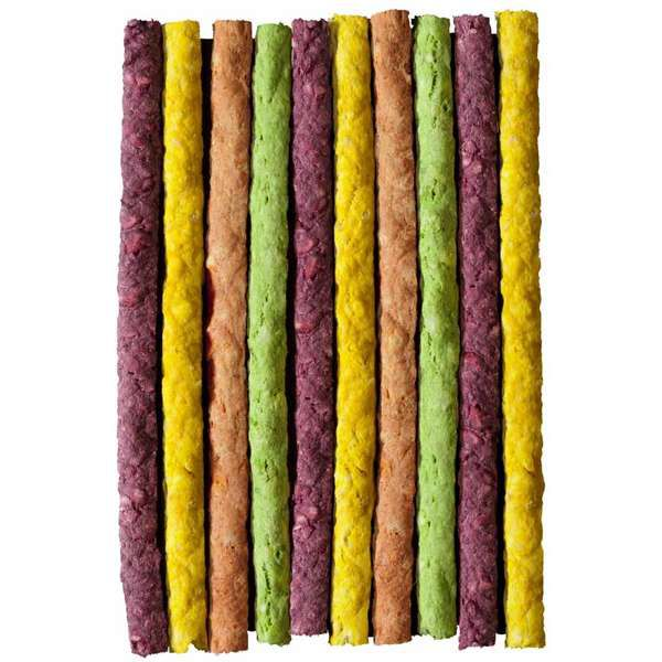 Palito Mastig Rígido Color 8 mm