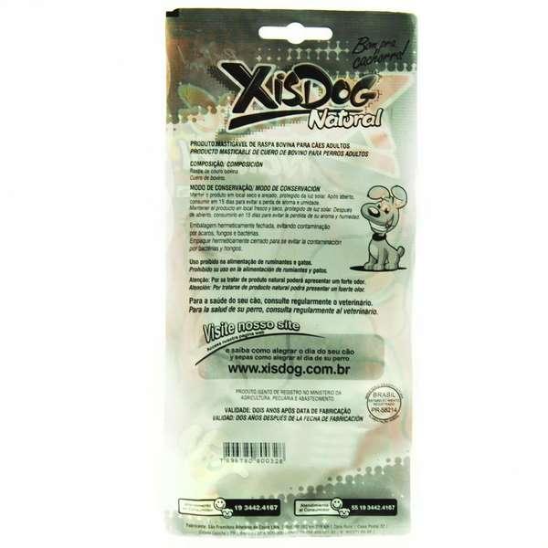 Palito XisDog Natural Kr 65 - 10 Unidades